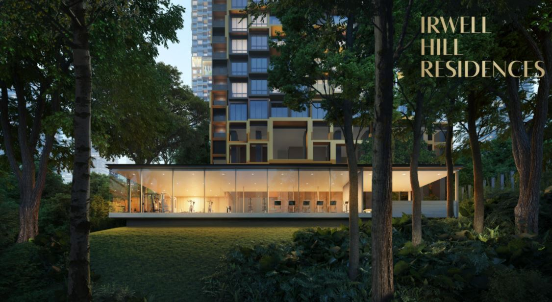 irwell-hill-residences-gym-singapore