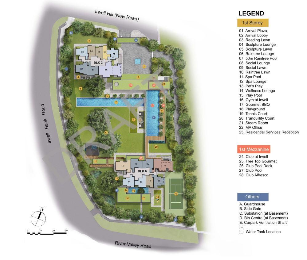 irwell-hill-residences-site-plan-singapore